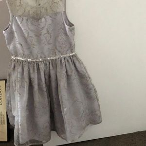 Little girls formal dress